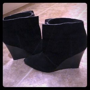 Joe's Jeans Wedge Booties